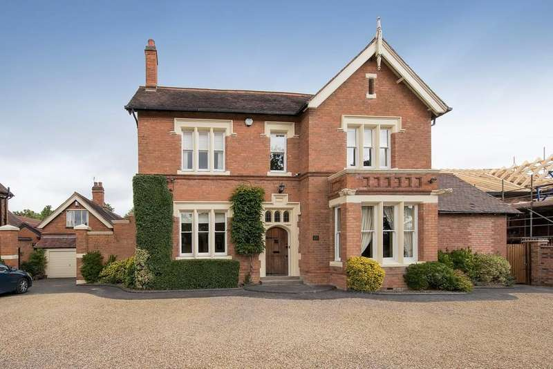 5 Bedrooms Detached House for sale in Old Warwick Road, Lapworth