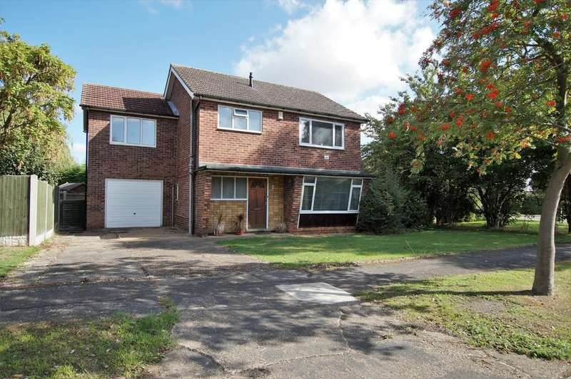 5 Bedrooms Detached House for sale in Willowfield Avenue, Nettleham