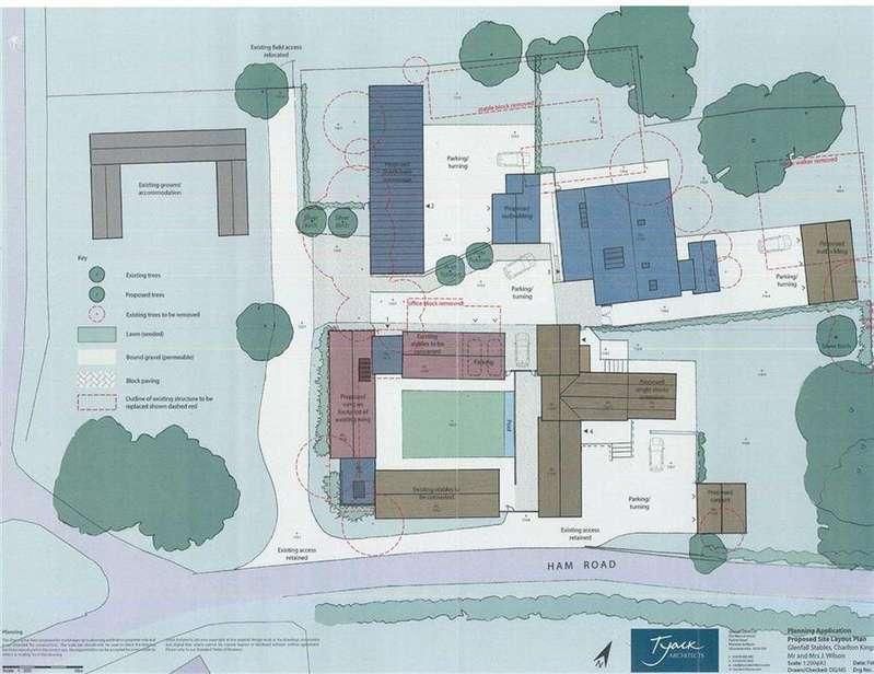 Residential Development Commercial for sale in Ham Road, Cheltenham, Gloucestershire