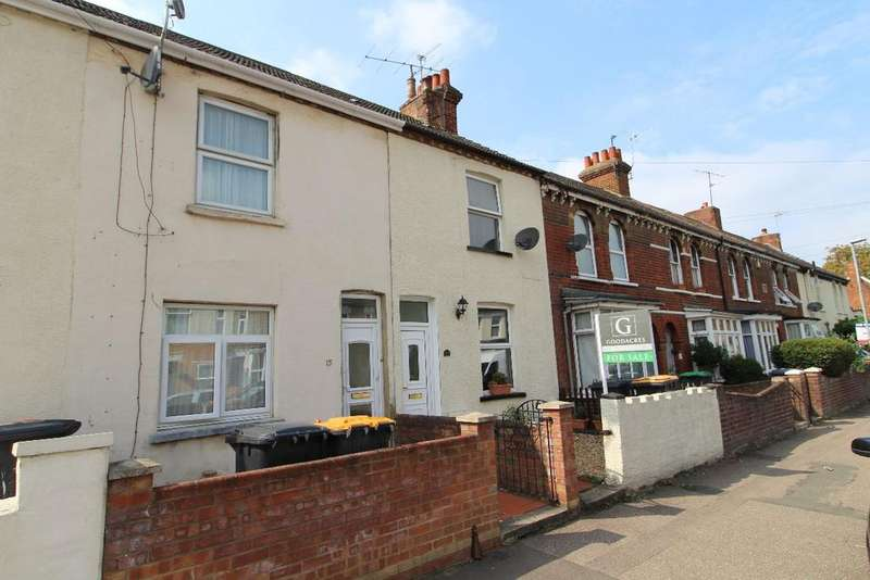 3 Bedrooms Terraced House for sale in Beatrice Street, Kempston MK42