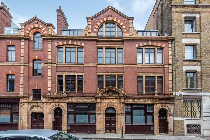 2 Bedrooms Flat for sale in Brune Street, Spitalfields, London, E1