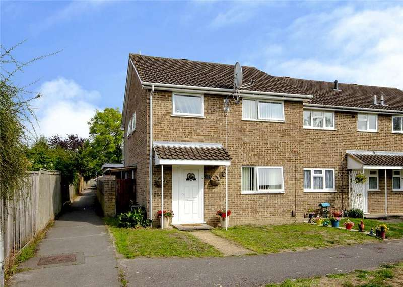 4 Bedrooms End Of Terrace House for sale in St. Andrews, Bracknell, Berkshire, RG12
