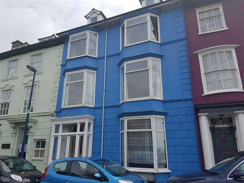 8 Bedrooms Terraced House for sale in Great Darkgate Street, Aberystwyth, Ceredigion, SY23