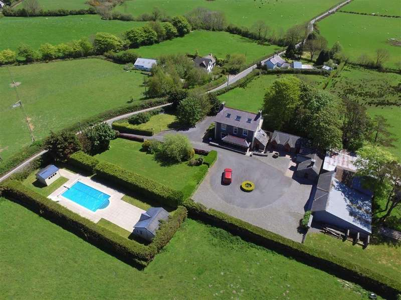 5 Bedrooms Smallholding Commercial for sale in Aberystwyth, Ceredigion, SY23