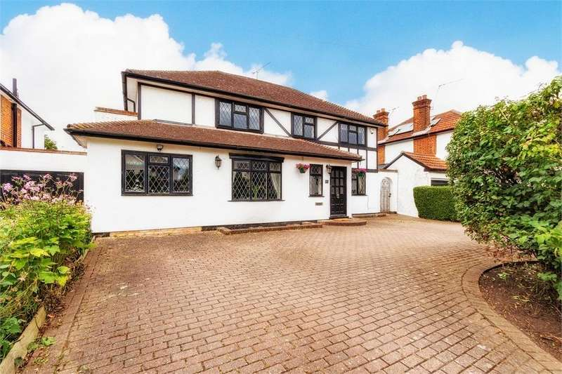 5 Bedrooms Detached House for sale in Syke Cluan, Richings Park, Buckinghamshire