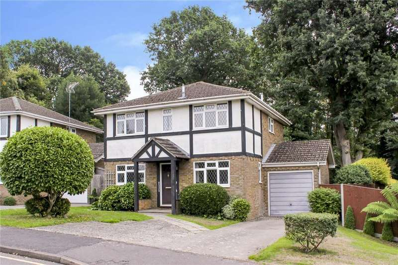 4 Bedrooms Detached House for sale in Beech Glen, Bracknell, Berkshire, RG12