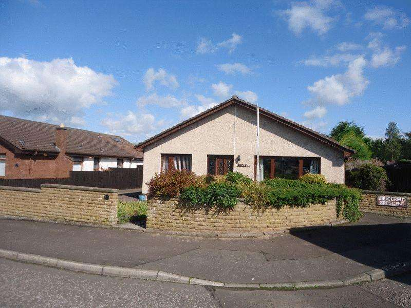 3 Bedrooms Detached Bungalow for sale in Brucefield Crescent, Clackmannan