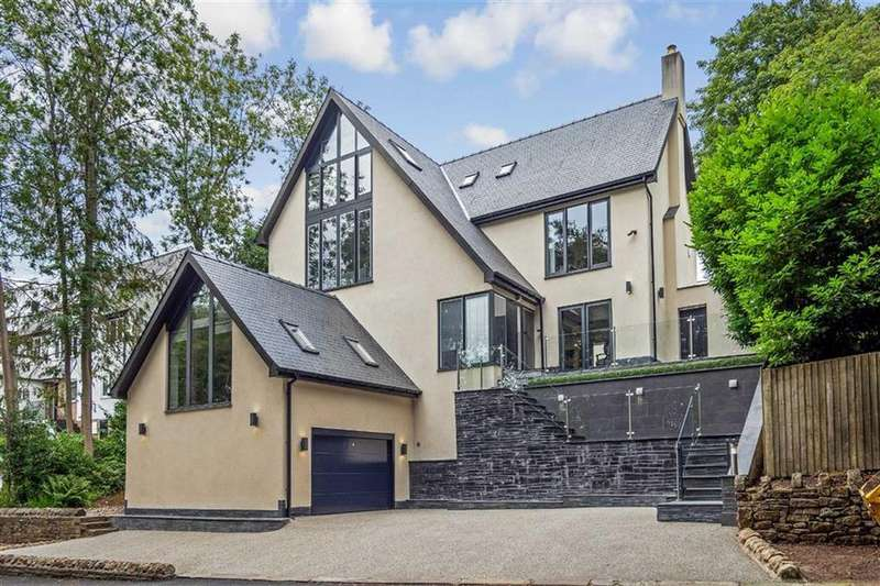 5 Bedrooms Detached House for sale in Kent Road, Harrogate, North Yorkshire