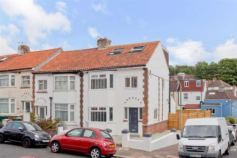 4 Bedrooms House for sale in Hollingdean Terrace, Brighton