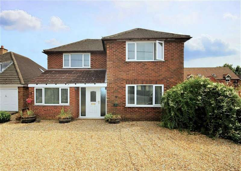 5 Bedrooms Detached House for sale in Ryland Road, Welton, Lincoln, Lincolnshire