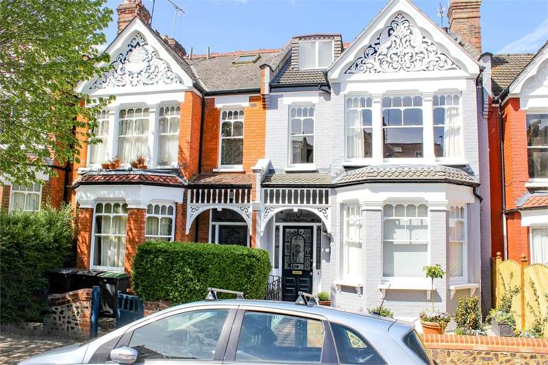 5 Bedrooms Terraced House for sale in Cecil Road, Muswell Hill, London