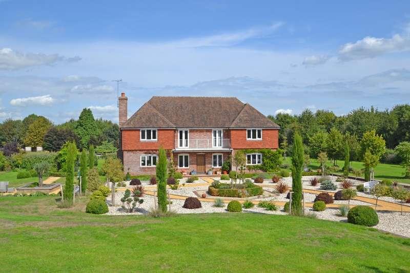 6 Bedrooms Detached House for sale in Westburton Lane, Pulborough, West Sussex, RH20