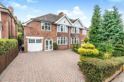 4 Bedrooms Semi Detached House for sale in Darnick Road, Sutton Coldfield, West Midlands, .