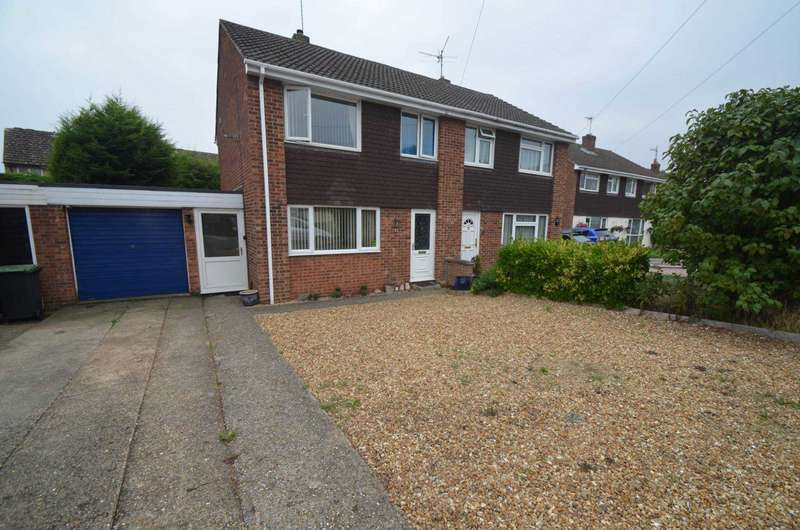 3 Bedrooms Semi Detached House for sale in Clapham, Bedford