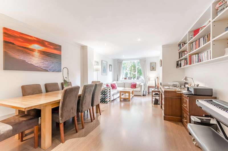 2 Bedrooms Flat for sale in Upper Richmond Road, Putney, SW15