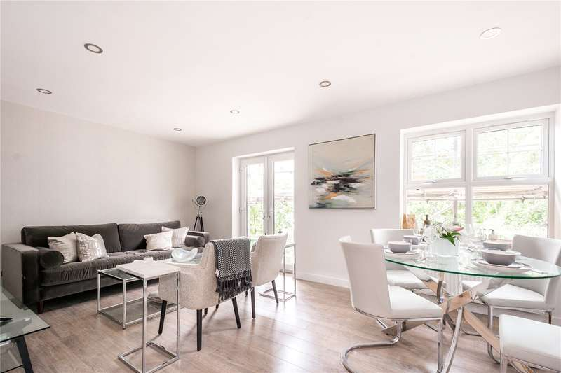 2 Bedrooms Flat for sale in Dollis Hill, London, NW2