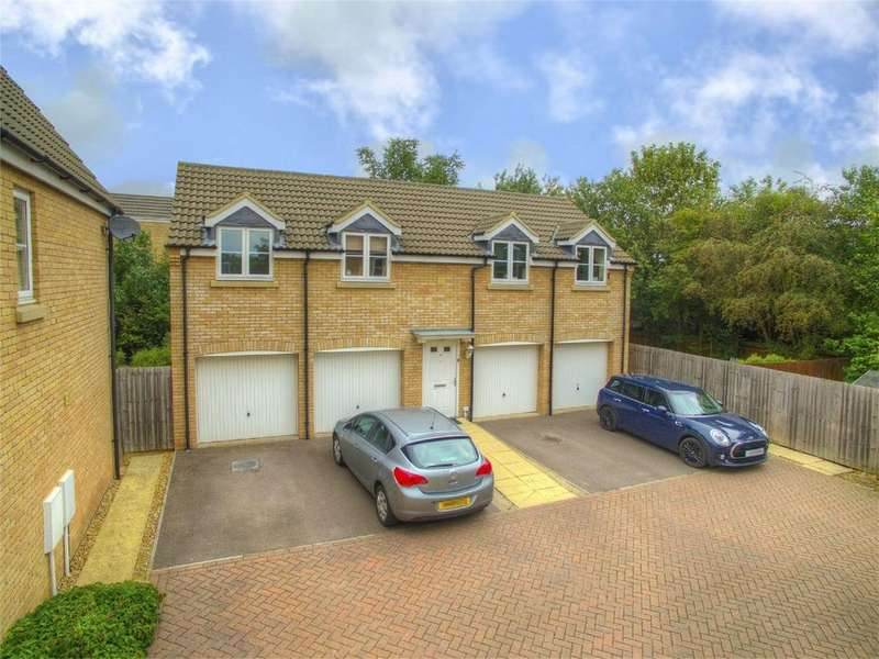2 Bedrooms Detached House for sale in Perkins Court, Sapley, Huntingdon, Cambridgeshire