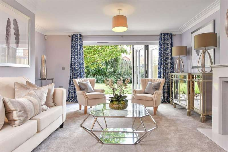 6 Bedrooms Detached House for sale in Blubell house, Swarkestone gardens