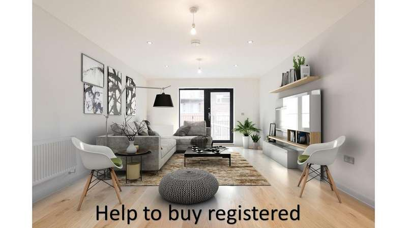 1 Bedroom Flat for sale in Tudor Apartments, London SE9