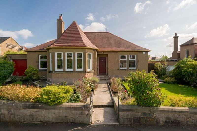 4 Bedrooms Detached Bungalow for sale in 5 Craigleith Gardens, Edinburgh, EH4 3JW
