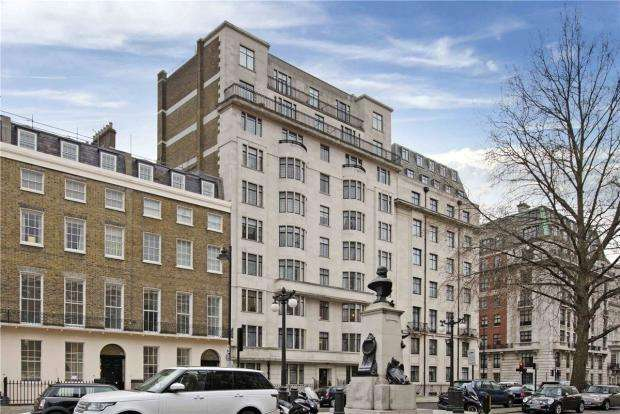 2 Bedrooms Flat for sale in Portland Place, Marylebone