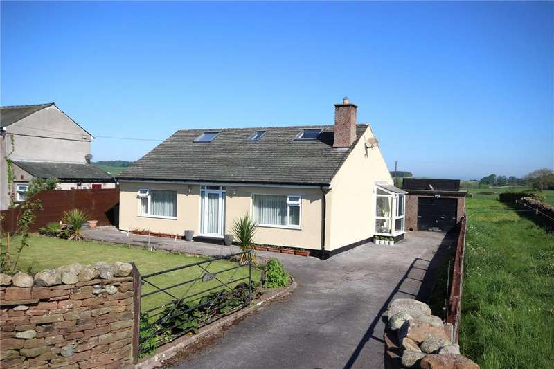4 Bedrooms Bungalow for sale in Romane, Plumpton, Penrith, Cumbria