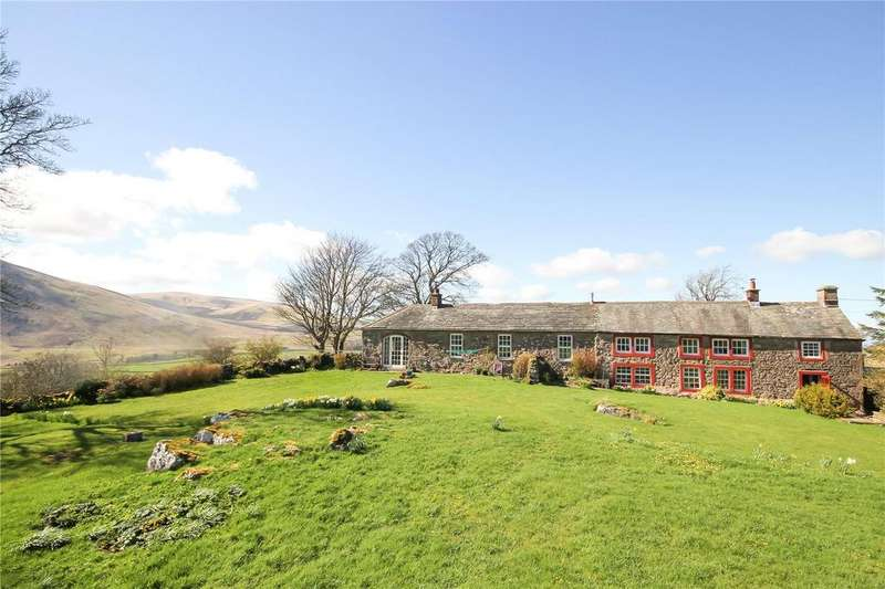 3 Bedrooms Detached House for sale in Brow Top Farm, Hutton Roof, Penrith, Cumbria