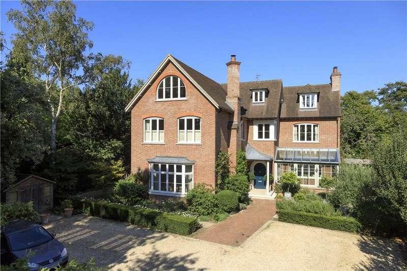 6 Bedrooms Detached House for sale in Warren Road, Kingston upon Thames, KT2