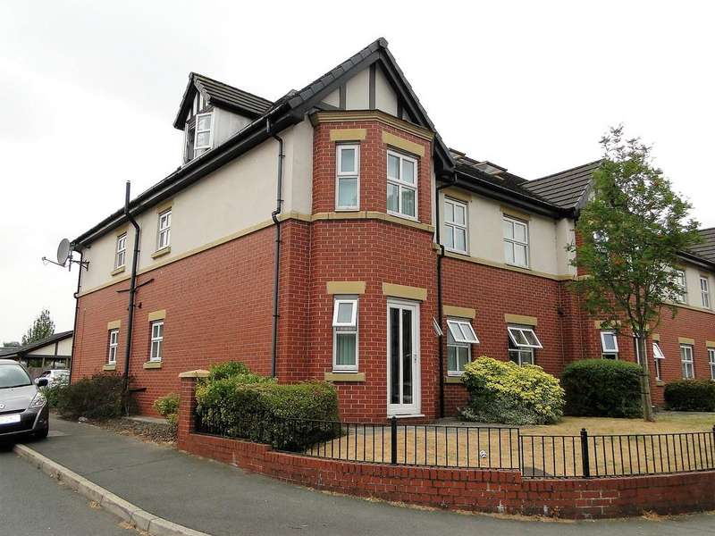 2 Bedrooms Apartment Flat for sale in 195 Wigan Road, Ashton-in-Makefield WN4