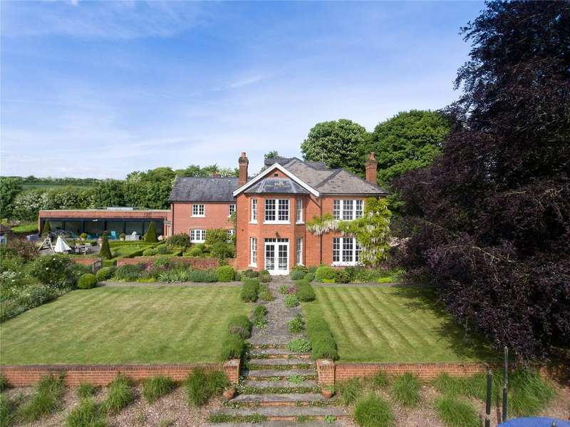 8 Bedrooms House for sale in Bighton Lane, Bishop's Sutton, Alresford, Hampshire