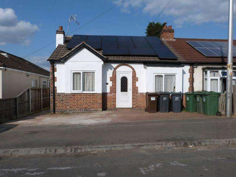 4 Bedrooms Semi Detached Bungalow for sale in Tentercroft Avenue, Syston