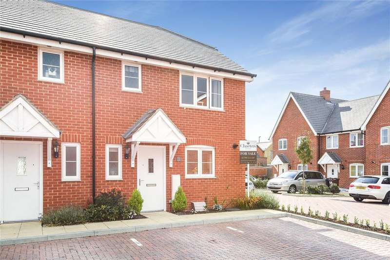 3 Bedrooms Semi Detached House for sale in Knights Meadow, North Baddesley, Southampton, SO52