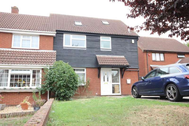 4 Bedrooms Semi Detached House for sale in Glenavon Road, Bedford
