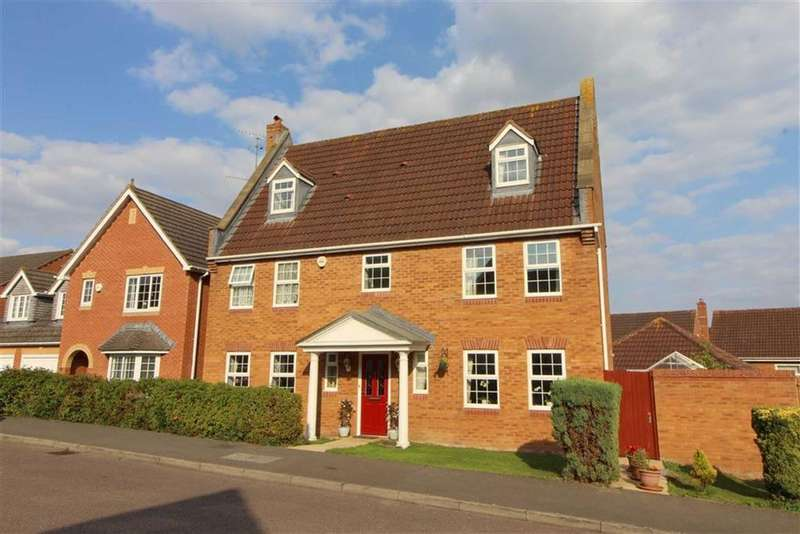 5 Bedrooms Detached House for sale in Hempsted, Gloucester