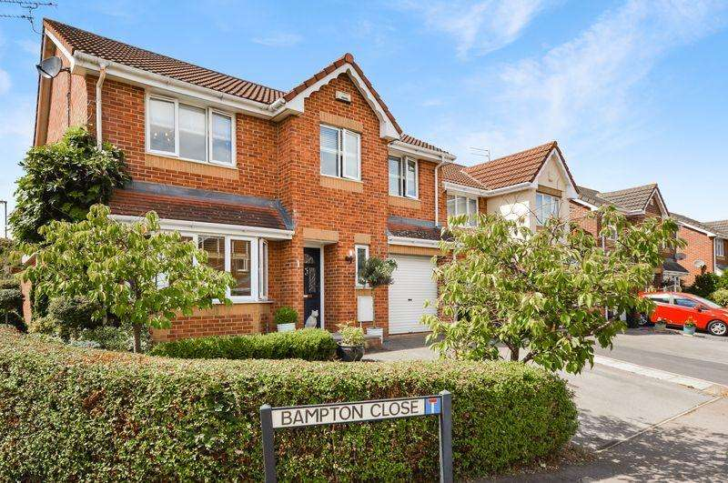 5 Bedrooms Detached House for sale in Bampton Close, Emersons Green, Bristol