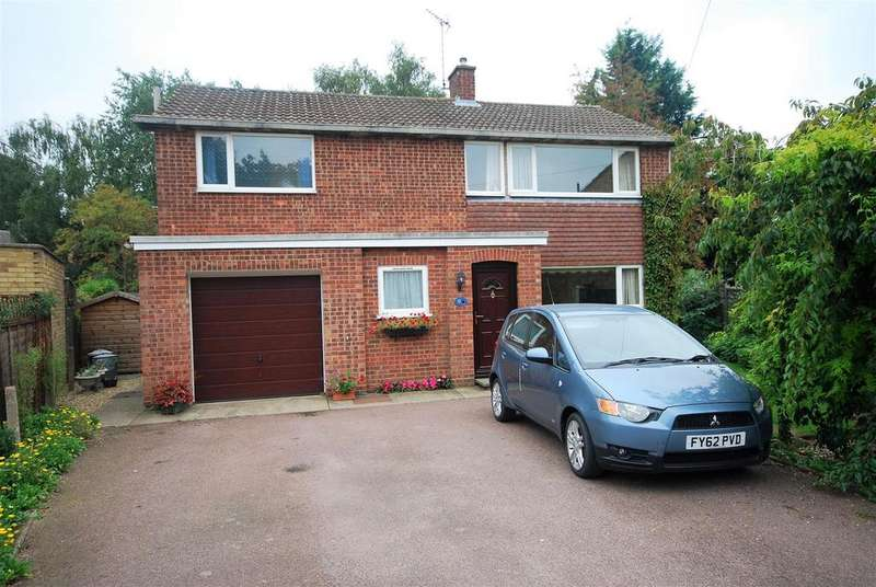4 Bedrooms Detached House for sale in Wayet Road, Pinchbeck Spalding