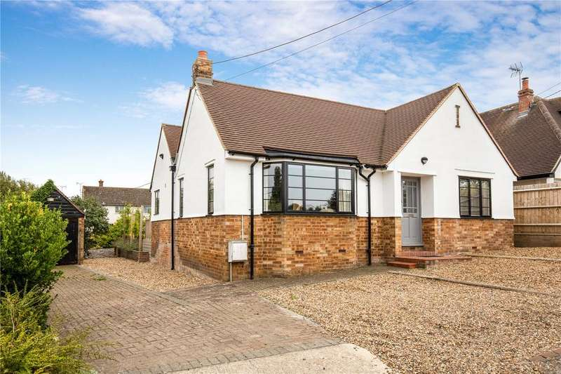3 Bedrooms Detached Bungalow for sale in The Baulk, Cheddington, Leighton Buzzard, LU7
