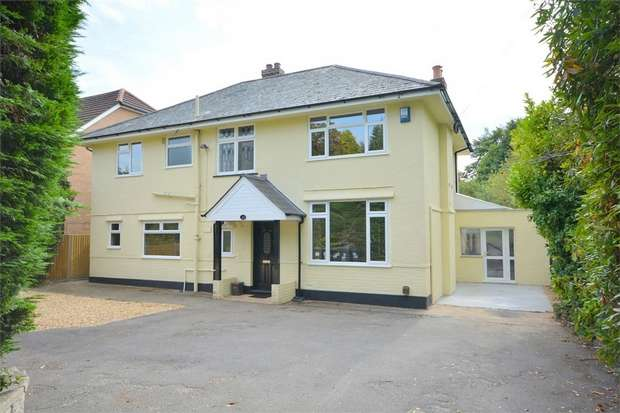 5 Bedrooms Detached House for sale in Branksome Wood Road, Bournemouth, Dorset