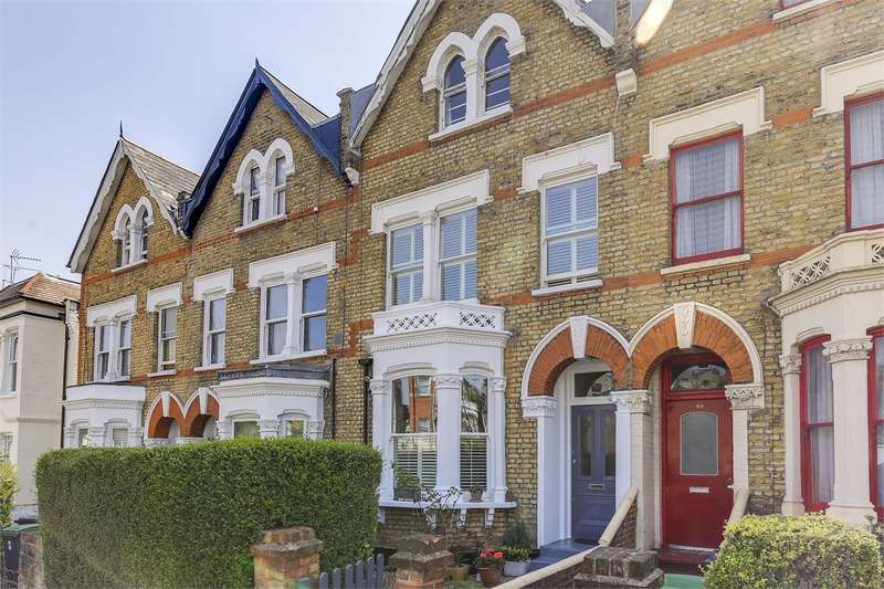 5 Bedrooms Terraced House for sale in Palace Gates Road, Alexandra Park, London