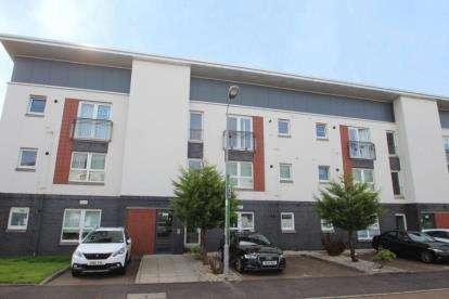 2 Bedrooms Flat for sale in Whimbrel Wynd, Renfrew, Renfrewshire