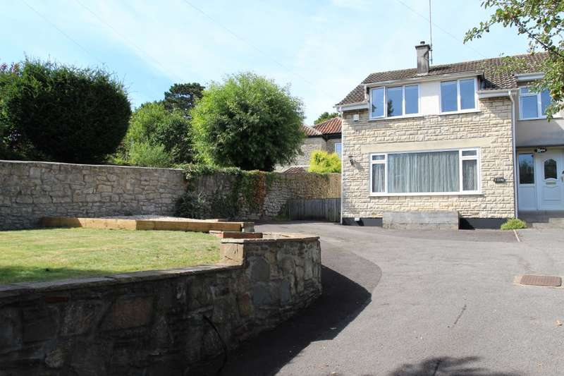 3 Bedrooms Semi Detached House for sale in Y-Deri High Street, Saltford, BS31