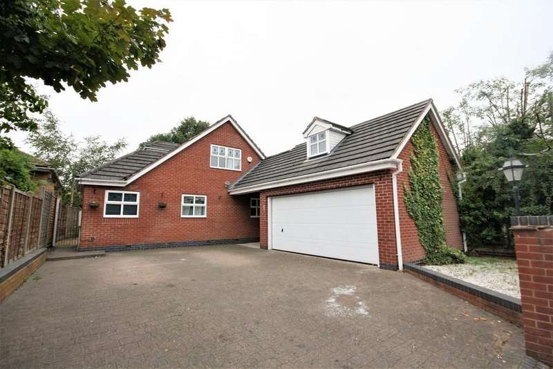 4 Bedrooms Detached House for sale in Nuneaton Road, Hartshill, Nuneaton