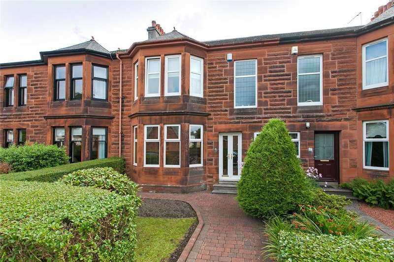 2 Bedrooms Terraced House for sale in Cardonald Place Road, Cardonald, Glasgow