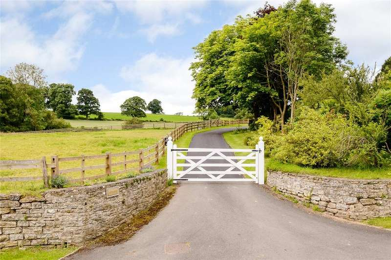 6 Bedrooms Detached House for sale in Lower Corfton, Craven Arms, Shropshire