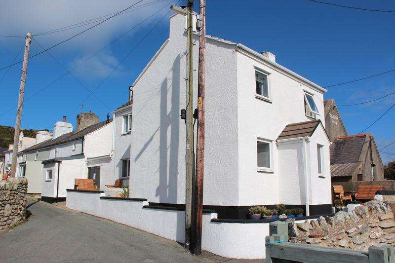 4 Bedrooms Detached House for sale in Mountain, Holyhead
