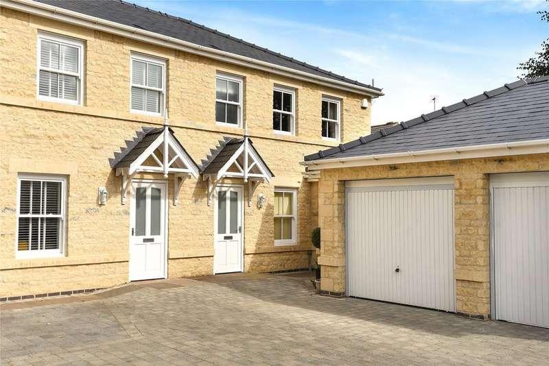 3 Bedrooms Semi Detached House for sale in Park Lane, Bracebridge Heath, LN4
