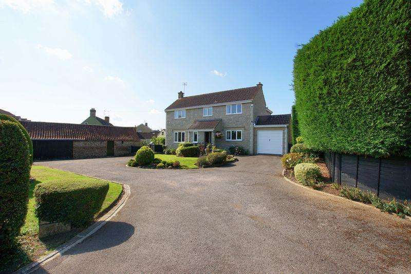 4 Bedrooms Detached House for sale in Charfield Green, Charfield, Wotton-Under-Edge, GL12 8SZ