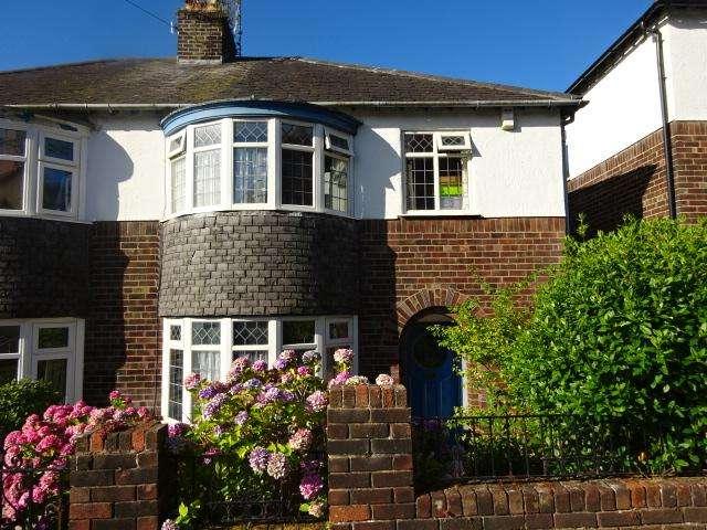 6 Bedrooms Semi Detached House for sale in FARRAR ROAD, BANGOR LL57