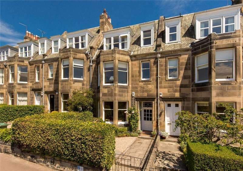 5 Bedrooms Terraced House for sale in 28 Murrayfield Gardens, Murrayfield, Edinburgh, EH12