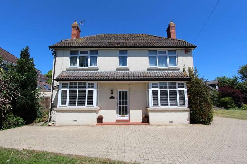 4 Bedrooms Detached House for sale in Potential to extend subject to necessary planning consents
